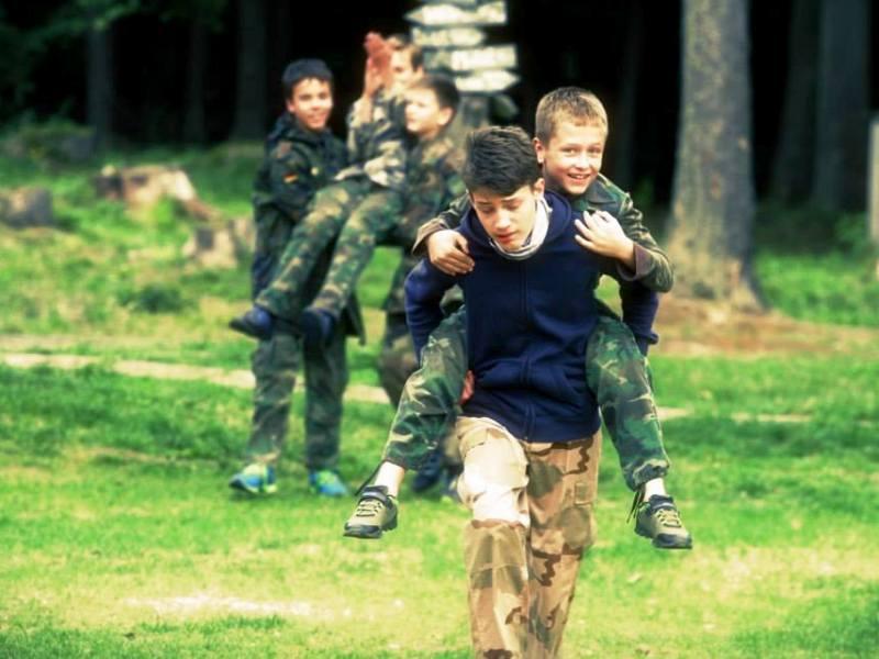army tábor