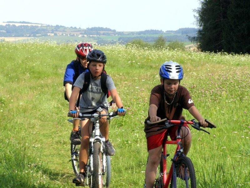cyklistický tábor