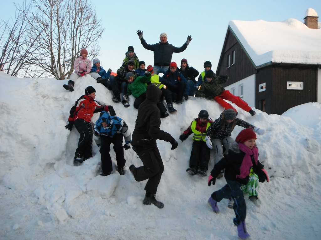 Zimní tábor
