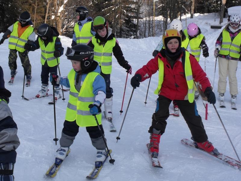 Zimní tábor OKO 2012