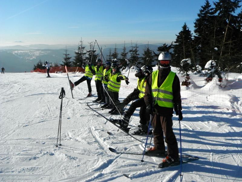 Zimní tábory OKO 2012