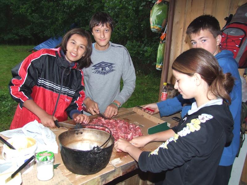 Kulinářský tábor