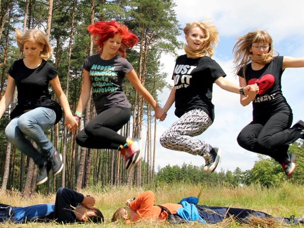 Tábor pro dívky