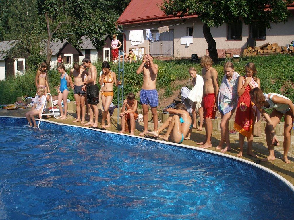 Tábor Nová Paka - tábor Sopka
