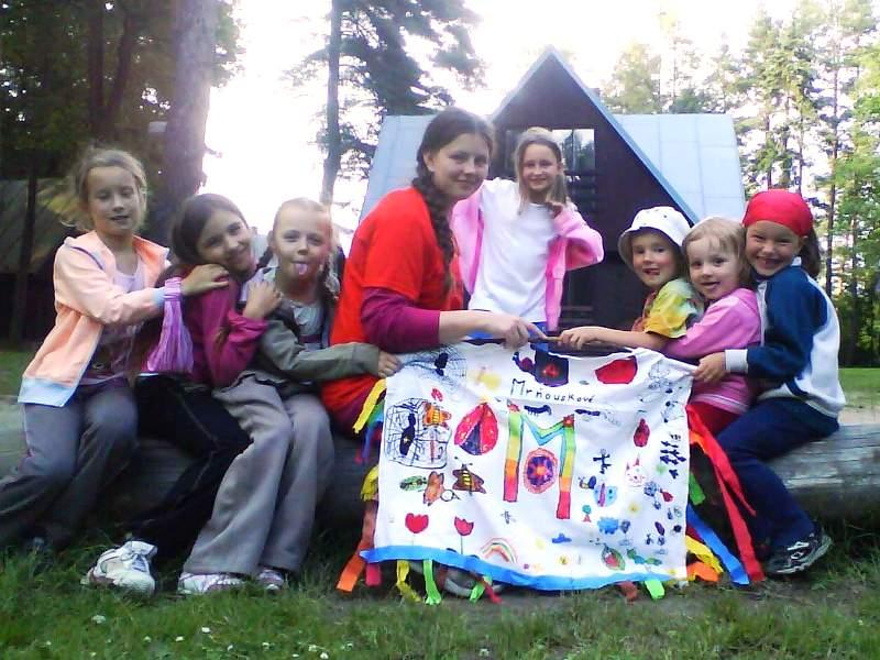 Letní tábory OKO Eldorádo
