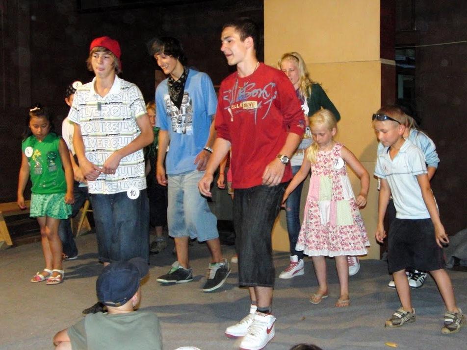 Street dance, Hip-hop taneční tábor