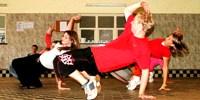 Taneční tábor - breakdance, hip-hop