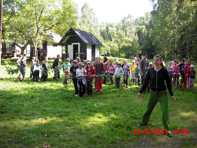 Tábor Sopka Nová Paka