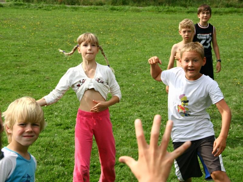Sportovní tábor 2012