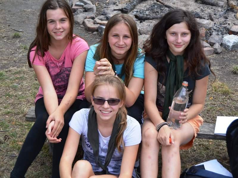 tábor pro teenagery