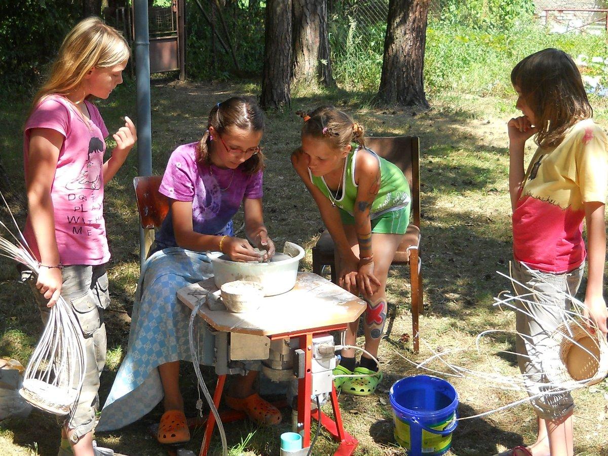 Tábor pro šikovné ruce