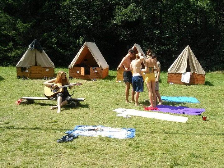 Letní tábor MC Archa